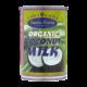 Lapte Cocos Ecologic, 400 ml, Santa Maria